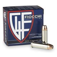 Fiocchi Extrema, .38 Special +P, 110 Grain, XTPHP, 25 Rounds