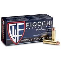 Fiocchi Pistol Shooting Dynamics, .357 Magnum, JHP, 158 Grain, 50 Rounds