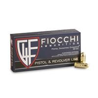 Fiocchi Shooting Dynamics, .380 ACP, FMJ, 95 Grain, 50 Rounds