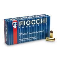 Fiocchi Shooting Dynamics, .40 S&W, FMJ TC, 170 Grain, 50 Rounds
