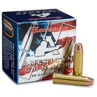 Hornady American Gunner, .357 Magnum, XTP, 125 Grain, 25 Rounds