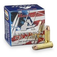 Hornady American Gunner, .38 Special, XTP, 125 Grain, 25 Rounds