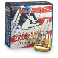Hornady American Gunner, .380 ACP, XTP, 90 Grain, 25 Rounds