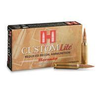 Hornady CustomLite, 7mm-08 Rem., SST, 120 Grain, 20 Rounds