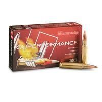 Hornady Superformance, .308 Winchester, SST, 150 Grain, 20 Rounds