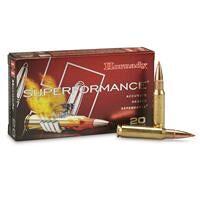 Hornady Superformance, .308 Winchester, SST, 165 Grain, 20 Rounds