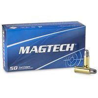 Magtech, .32 S&W Long, LRN, 98 Grain, 50 Rounds