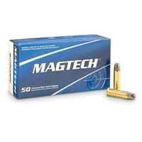 Magtech, .38 Special, LRN, 158 Grain, 50 Rounds