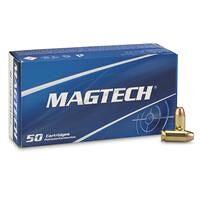 Magtech, .40 S&W, FMC, 180 Grain, 50 Rounds