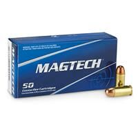 Magtech, .45 ACP, FMJ, 230 Grain, 1,000 Rounds