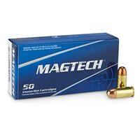 Magtech, .45 ACP, FMJ, 230 Grain, 500 Rounds