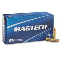 Magtech Revolver, .38 Special, FMJ-FN, 130 Grain, 50 Rounds