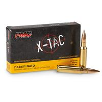 PMC, .308 (7.62x51 NATO), FMJ, 147 Grain, 100 Rounds