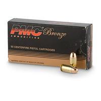 PMC, .45 ACP, FMJ, 230 Grain, 500 Rounds