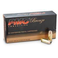 PMC, .45 ACP, JHP, 185 Grain, 250 Rounds
