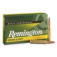 Remington CORE-LOKT, .270 Winchester, SP, 150 Grain, 20 Rounds
