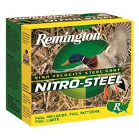 "Remington Nitro-Steel High-Velocity, 10 Gauge, 3 1/2"" Shot Shells, 1 1/2 oz., 250 Rounds"