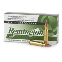 Remington UMC, .308 Winchester, MC, 150 Grain, 20 Rounds