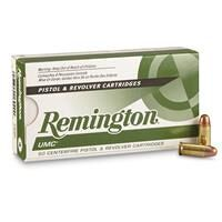 Remington UMC Handgun, .32 ACP, MC, 71 Grain, 50 Rounds