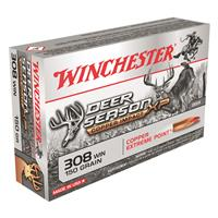 Winchester, Deer Season XP Copper Impact, .308 Win., Extreme Point Lead Free, 150 Grain, 20 Rounds