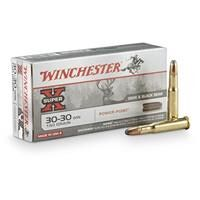 Winchester Super-X, .30-30 Winchester, PP, 150 Grain, 20 rounds