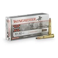 Winchester Super-X, .30-30 Winchester, PP, 170 Grain, 20 Rounds