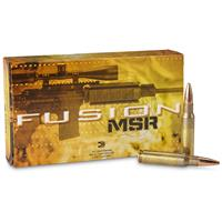 Federal Fusion MSR, .308 Winchester, Soft Point, 150 Grain, 20 Rounds