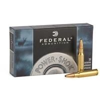 Federal Power-Shok, .308 Winchester, SP, 150 Grain, 20 Rounds