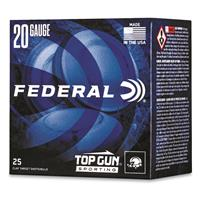 "Federal Top Gun Sporting, 28 Gauge, 2 3/4"", 3/4 oz., 250 Rounds"