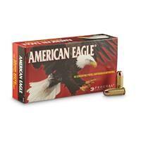 Federal American Eagle Pistol, 10mm, FMJ, 180 Grain, 1,000 Rounds