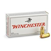 Winchester, .45 ACP, FMJ, 230 Grain, 100 Rounds