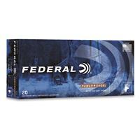 Federal Power-Shok, .300 AAC Blackout, Soft Point, 150 Grain, 20 Rounds
