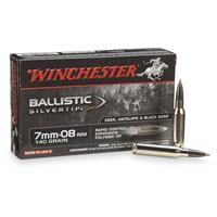Winchester Supreme Ballistic Silvertip, 7mm-08 Remington ...