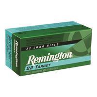 Remington 22 Targetm, .22LR, LRN, 40 Grain, 500 Rounds