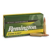 Remington Core-Lokt, .308 Winchester, PSP, 150 Grain, 20 Rounds