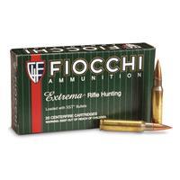 Fiocchi Extrema, .308 Winchester, SST, 150 Grain, 20 Rounds