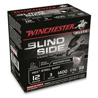 "Winchester Blind Side, 12 Gauge, 3"", 1 3/8 oz. Shells, 250 Rounds"
