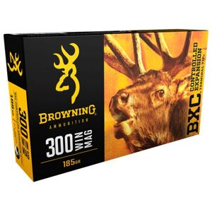 Browning BXC Centerfire Rifle Ammo - 20 Rounds - .30-06 Springfield