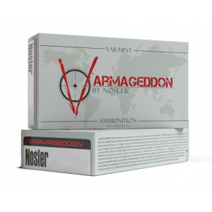 Nosler Varmageddon Rifle Ammunition .17 Rem Fireball 20 gr FB Tipped 4200 fps 20/ct