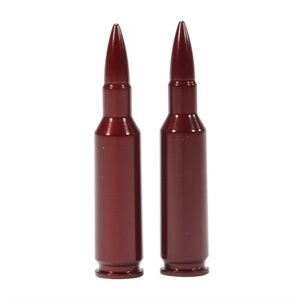 A-Zoom Ammo Snap Cap Dummy Rounds - 224 Valkyrie Snap Caps 2pk