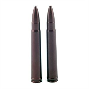 A-Zoom Ammo Snap Cap Dummy Rounds - 375 H&H Magnum Snap Caps 2/Pack