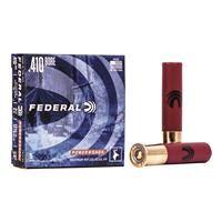 "Federal Classic, 410 Gauge, 2 1/2"", 1/4 oz., Rifled Slugs, 5 Rounds"