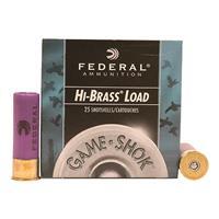 """Federal Game Load Upland Hi-Brass, 16 Gauge, 2 3/4"""", 1 1/8 oz., 250 Rounds"""