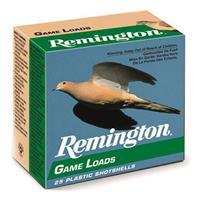 "Remington Game Load, 20 Gauge, 2 3/4"", 7/8 oz., 250 Rounds"