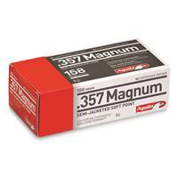 Aguila Ammo, .357 Magnum, SJSP, 158 Grain, 50 Rounds