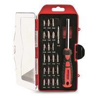Birchwood Casey Basic Gunsmith Screwdriver Set, 22-pc. Kit