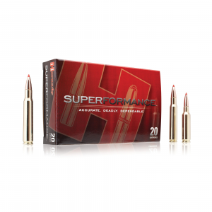 Hornady Superformance Rifle Ammunition .223 Rem 53 gr V-MAX 3240 fps - 20/box