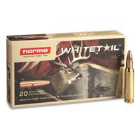 Norma Whitetail, .308 Winchester, JSP, 150 Grain, 20 Rounds