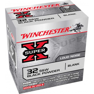 Winchester Super X Smoke & Noise Blanks -32 S&W