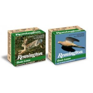 "Remington Lead Game Load 12 ga 2 3/4"" 3 1/4 dr 1 oz #7.5 1290 fps - 25/box"